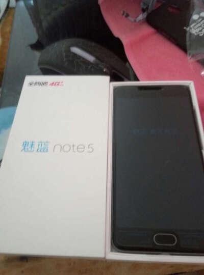 【二手99新】魅族 魅蓝note5 星空灰 3G+32G 全网通 晒单图