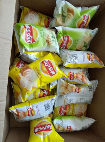 乐事(Lay's)薯片 休闲零食 美国经典原味 45g(新老包装随机发货) 晒单图