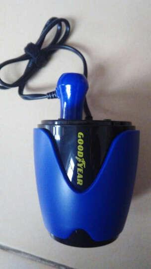 固特异车载充电器多功能车充 一拖二点烟器插头 双点烟器usb杯充 汽车充电器 12/24V 多功能点烟器杯充 晒单图