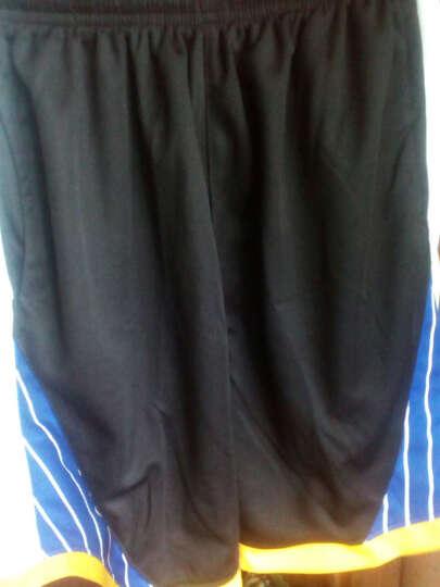 并力运动套装短袖篮球服三件套库里球衣比赛球服欧文哈登汤普森球衣骑士湖人队可DIY个性定制 骑士罗斯-黄 XL 170cm-175cm 晒单图