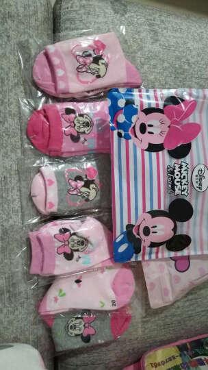 迪士尼(Disney)袜子 儿童秋冬6双组袜 00039 男 22-24cm适合10岁以上 晒单图