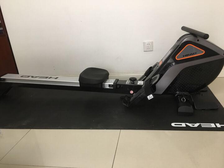 欧洲HEAD海德纸牌屋划船机 电磁控静音折叠收腹健身器材划船器 标准版 晒单图