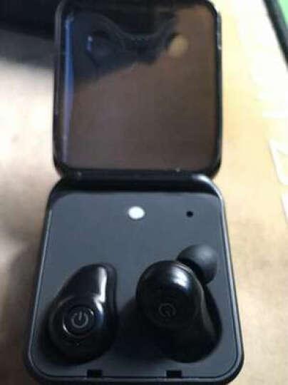 MOOV i7 双耳蓝牙耳机 运动隐形迷你耳机 接听电话 安卓苹果通用双声道重低音耳塞 情侣款 冰火之恋 晒单图