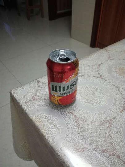 新疆乌苏啤酒(wusu)330ML*12听 红乌苏啤酒 晒单图