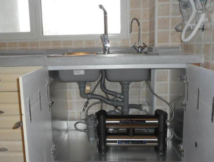 爱玛特(imrita) 家用厨房过滤净水机双核高端直饮净水器IMT-D3 晒单图