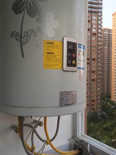 桑乐 壁挂式太阳能热水器家用 全自动电热水器 全流道太阳能 光电两用【送货上门】【免安装费】 晒单图