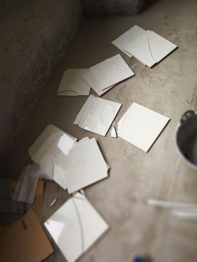 新中源瓷砖客厅电视背景墙通体大理石地板砖全抛釉地砖室内磁砖厨房墙砖600x1200卧室地126118 1NK8807 晒单图