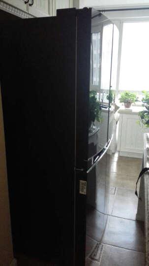 LG GR-D24FBGHL 671L韩国原装进口双门中门十字对开门变频电冰箱 智能温控风冷无霜 晒单图