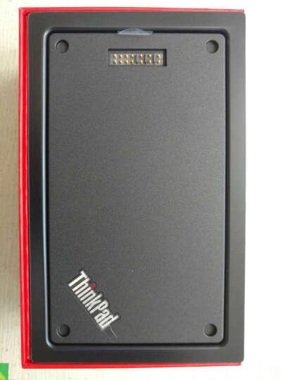 ThinkPad 联想 移动硬盘1TB USB3.0高速传输 Stack智能商务1T硬盘 智能无线路由加1TB硬盘二合一 晒单图