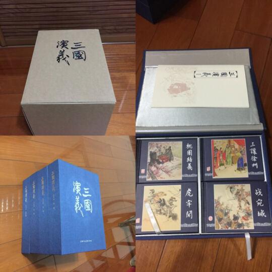 中国成语故事绘画本(套装1-60册)/函装蓝皮书 晒单图
