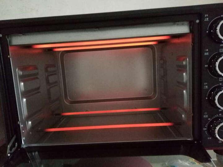 长帝(changdi)电烤箱家用多功能 独立控温 CKF-25SN 晒单图