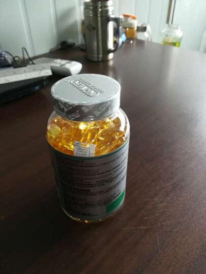 康麦斯 美国进口旗舰店品质 深海鱼油 软胶囊200粒加送100粒卵磷脂 晒单图
