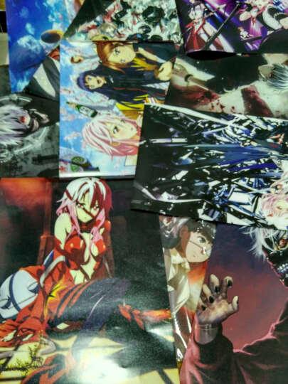 宅萌玩具 动漫海报墙纸壁画贴画 中海报 fgo黑贞德二次元 周边道具 罪恶王冠 晒单图