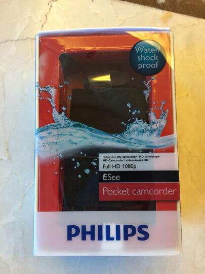 飞利浦CAM150 数码摄像机  旅游家用相机 儿童学习摄像机赠8G卡赠完为止 晒单图