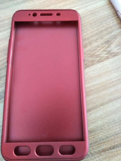鑫京都 oppor9s手机壳r9splus防摔硅胶水钻 适用于oppor9/r9plus R9splus 倾国倾城【黑】 晒单图