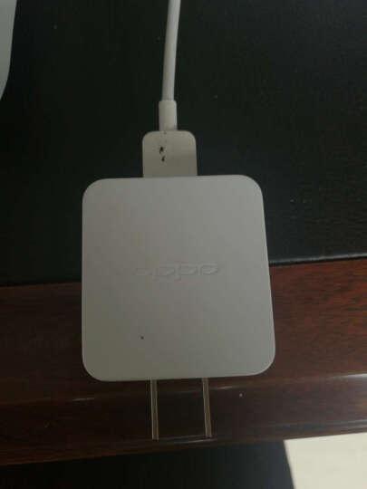 OPPO 原装快充电器Find7 X909 R7 R5 R3 N1 R1c数据线充电头通用 闪充2A充电器 晒单图