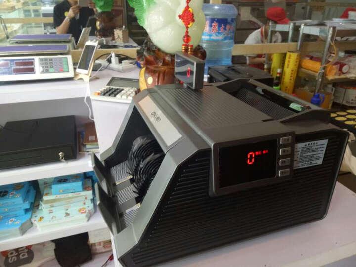 得力(deli) 3907A加强鉴伪点钞机验钞机 USB升级 晒单图