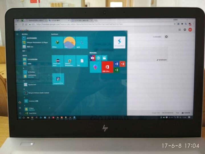惠普(HP)ENVY 13-ab023TU 13.3英寸超轻薄笔记本(i5-7200U 4G 128G SSD Win10)银色 晒单图