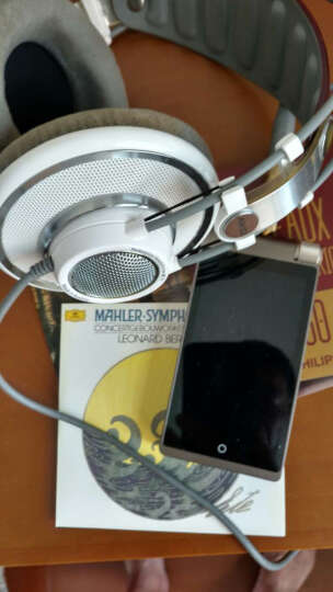 凯音(CAYIN)i5 便携式无损音乐播放器 晒单图