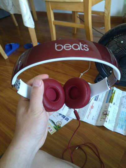 Beats Solo2 头戴式耳机 - 皇家版(紫罗兰) 独奏者第二代 带麦 晒单图