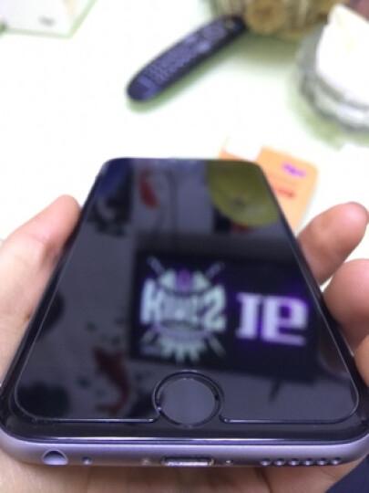 萝莉 iphone6s手机壳保护套/挂绳指环透明壳 适用于苹果6/6s Plus #扣扣系列-4.7英寸透明+黑色挂绳 晒单图