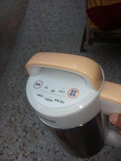 苏泊尔(SUPOR)豆浆机 DJ11B-W18 家用多功能婴儿辅食果蔬米糊机 晒单图