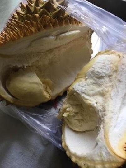 宜统山果 泰国榴莲 金枕头约1.5kg~2kg 新鲜水果整个带壳树熟 5-6斤 晒单图