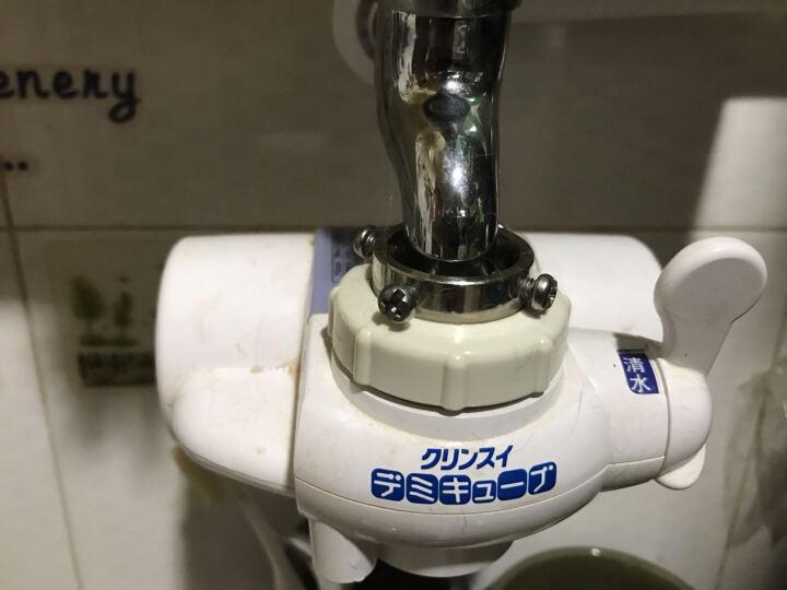 可菱水(CLEANSUI) 三菱净水器配件家用直饮过滤芯XTC2100适用于CT753 XTC2100(3支) 晒单图