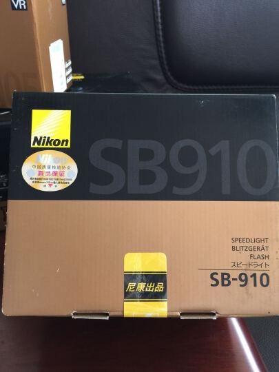 尼康(Nikon)闪光灯SB-5000 单反机顶闪光灯 适用于D800 D5 D3X单反相机 尼康SB-910升级款 晒单图