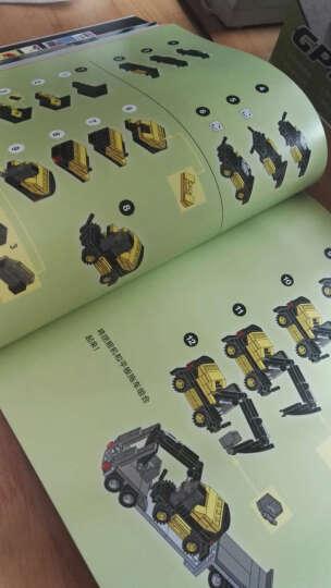 乐高微型世界 40个超逼真的MINI模型搭建实例 晒单图