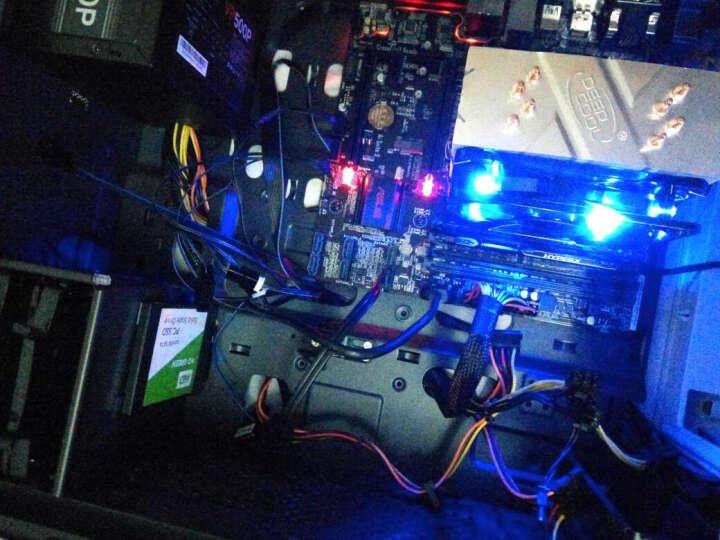七彩虹(Colorful)iGame1050Ti 烈焰战神S-4GD5GTX1050Ti 1366-1480MHz/7000MHz 4G/128bit GDDR5 显卡 晒单图