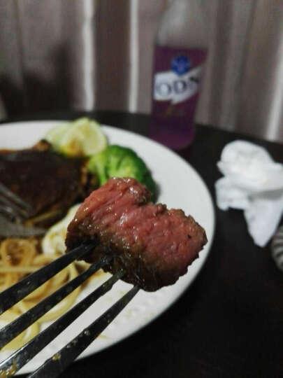 奇异农庄 新西兰进口厚切肉眼牛排250g 原切无腌制 生鲜牛肉 晒单图