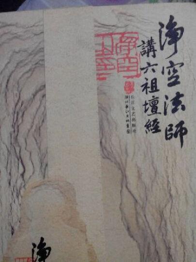 净空法师讲〈六祖壇经〉 晒单图