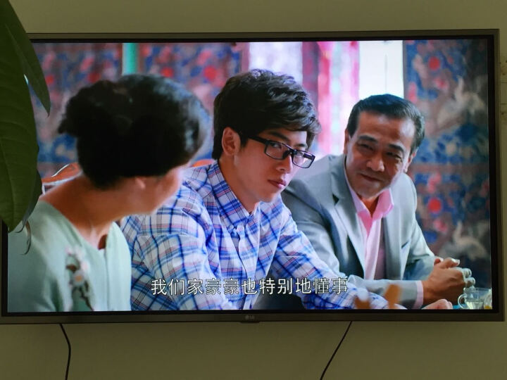 LG 49UK6300PCD 49英寸4K智能液晶电视机LED网络平板电视HDR解码 晒单图