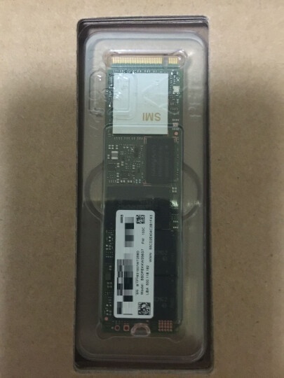 英特尔(Intel) 760p600P E6000PM.2接口PCIe(NVME)固态硬盘 600P/E6000P(含16G系统优盘) 512G 晒单图