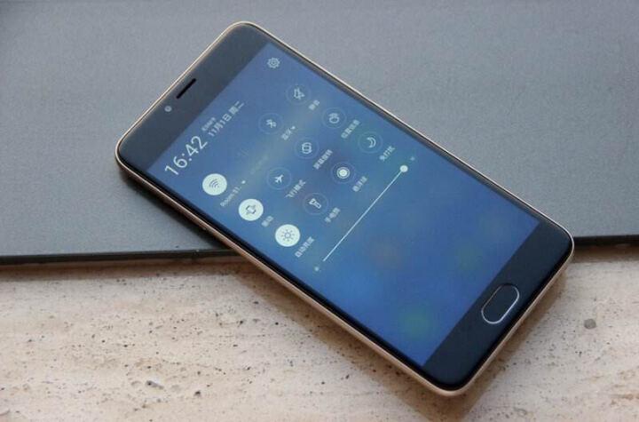 魅族 魅蓝5 全网通电信版 2GB+16GB 香槟金 移动联通电信4G手机 双卡双待 晒单图