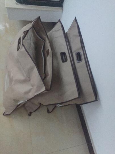 水星家纺  枕头 软枕心   双立体分压透气鹅绒枕 实物拍摄 74*48cm 晒单图