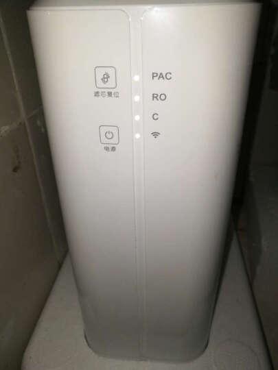 美的(Midea)家用净水器 直饮机3年长寿进口滤芯1:1低废水京东微联净水净水器 A1极客 晒单图