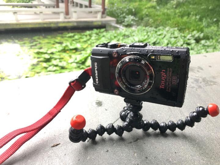奥林巴斯(OLYMPUS)TG-4 超级运动相机  五重安全防护 显微、水下、延时等多种模式 WIFI分享 F2.0光圈 黑色 晒单图