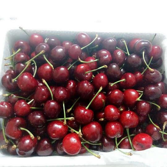 同城果鲜  美国大樱桃新鲜水果/车厘子 27-29mm 1kg装 晒单图