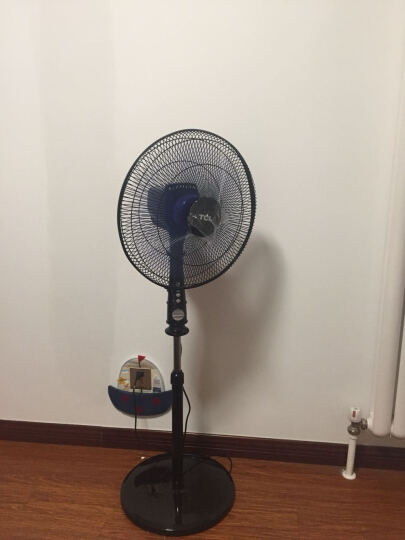 TCL FS-40-AT1634 电风扇/炫彩五扇叶落地扇 晒单图