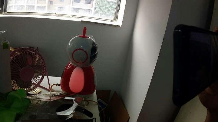 uyeh 友悦宝(Uyeh)X9 智能机器人 互动对话行走机器人 早教益智学习玩具 儿童舞蹈娱乐 红色 晒单图