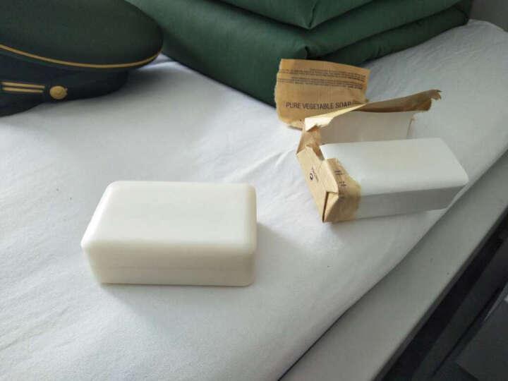 欧舒丹(L'OCCITANE) 欧舒丹香皂沐浴皂控油全身洗澡肥皂进口男女 樱花香皂50g 晒单图