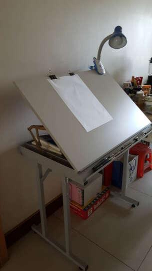 欧晟(ousheng) 办公家具 绘图桌 工程制图桌 美术桌 书画桌 升降绘图桌1号 晒单图