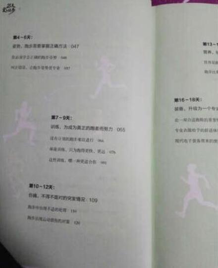 21天爱上跑步:生命不息,运动不止 晒单图