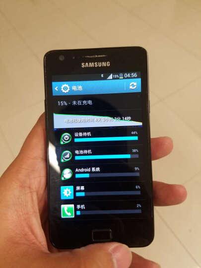 飞毛腿 三星Galaxy S2 i9100 高聚能手机电池 适用于三星i777/i847/i9101/i9050/i9188/i9108/B9062 晒单图