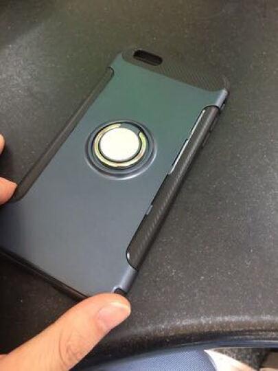 优内特 苹果7手机壳iPhone7 plus保护套苹果8硅胶防摔男女款8P全包软壳指环支架 5.5寸--苹果7Plus/8P太空银 晒单图