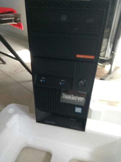 联想(ThinkServer)TS250(TS240升级版)塔式服务器主机 台式机电脑 CPU i3-6100 8G内存+2*1T硬盘 晒单图