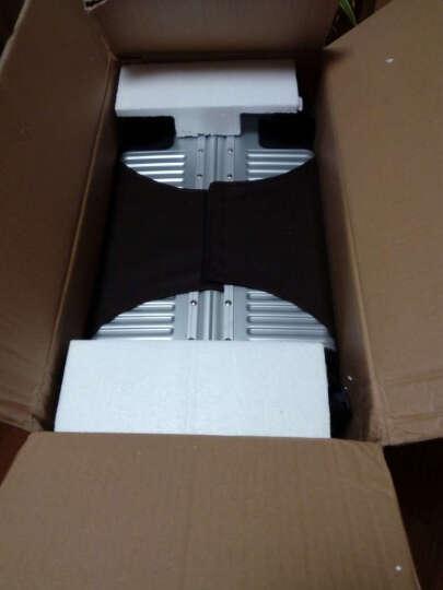 vanwalk 多功能商务拉杆箱 大容量行李箱 休闲旅行箱 土豪金 25寸 晒单图