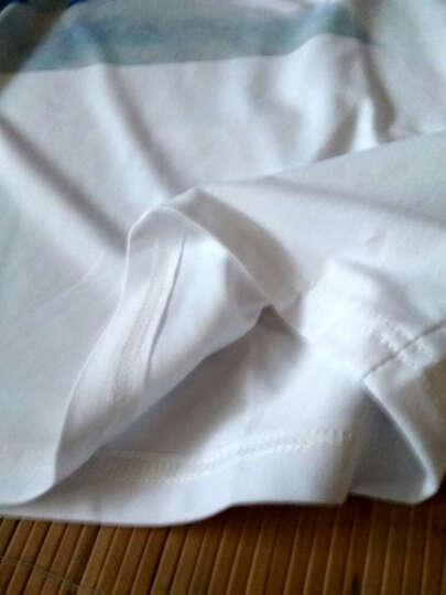 衣服定做印照片t桖diy来图定制情侣t恤 自定义定图案短袖男女装 做爱心图案短袖 S 晒单图